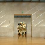 Tony Cragg 2011 show at Nasher Sculpture Center Dallas