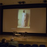 post talk at Dallas Museum of Art between curator Jeffrey Grove and Michael Borremans