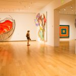 Frank Stella Retrospective - Ft. Worth Modern Art Museum