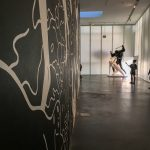 Cleon Peterson large wall painting MCA Denver 3018