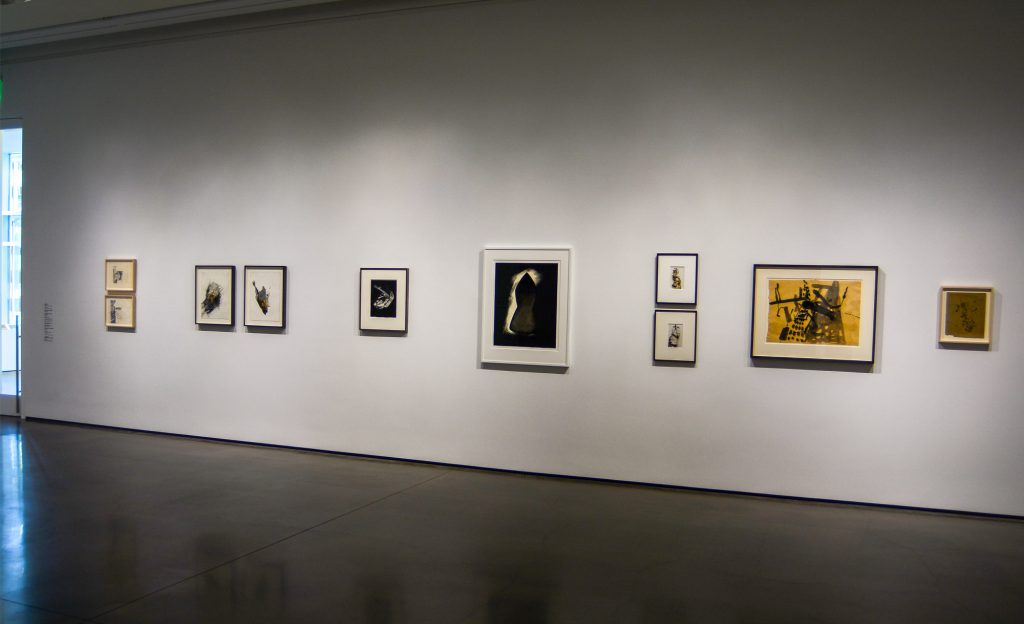 Jay DeFeo exhibition at Aspen Art Museum