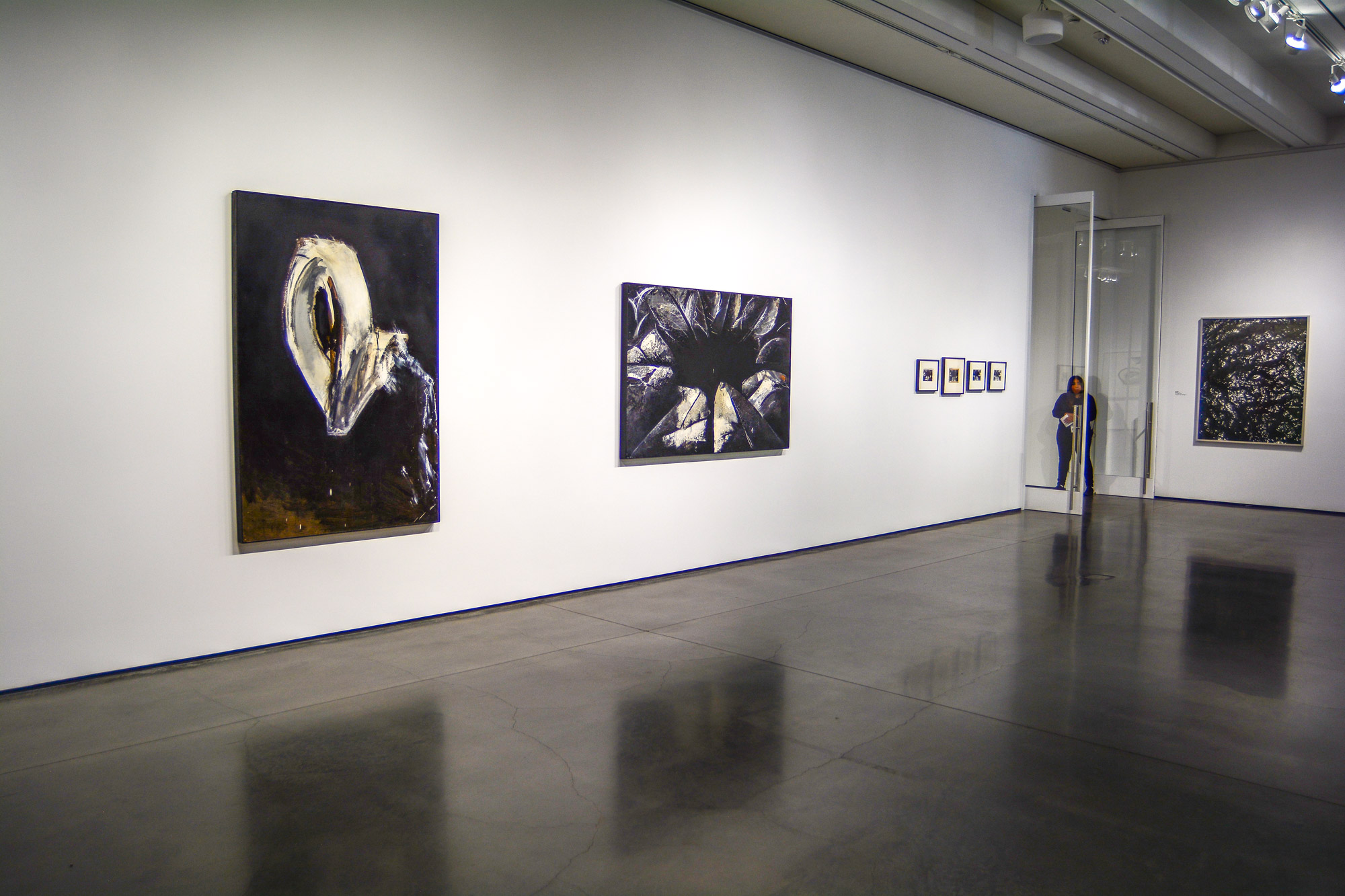 Major paintings by Jay DeFeo shown at Aspen Art Museum