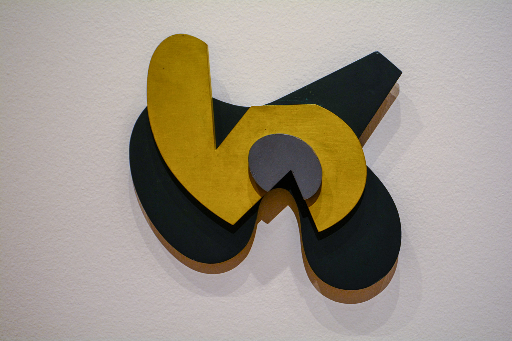 Balance, wall sculpture by Arp