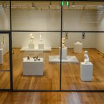 Arp exhibition at Nasher Scupture Center