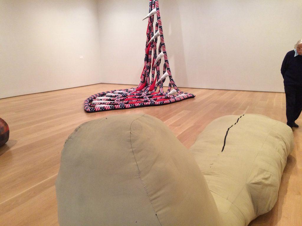 Sterling Ruby: Nasher Sculpture 3